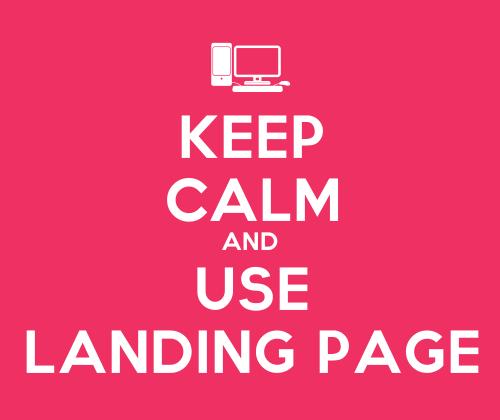 5 Motivos para Você Utilizar Landing Pages no seu Negócio