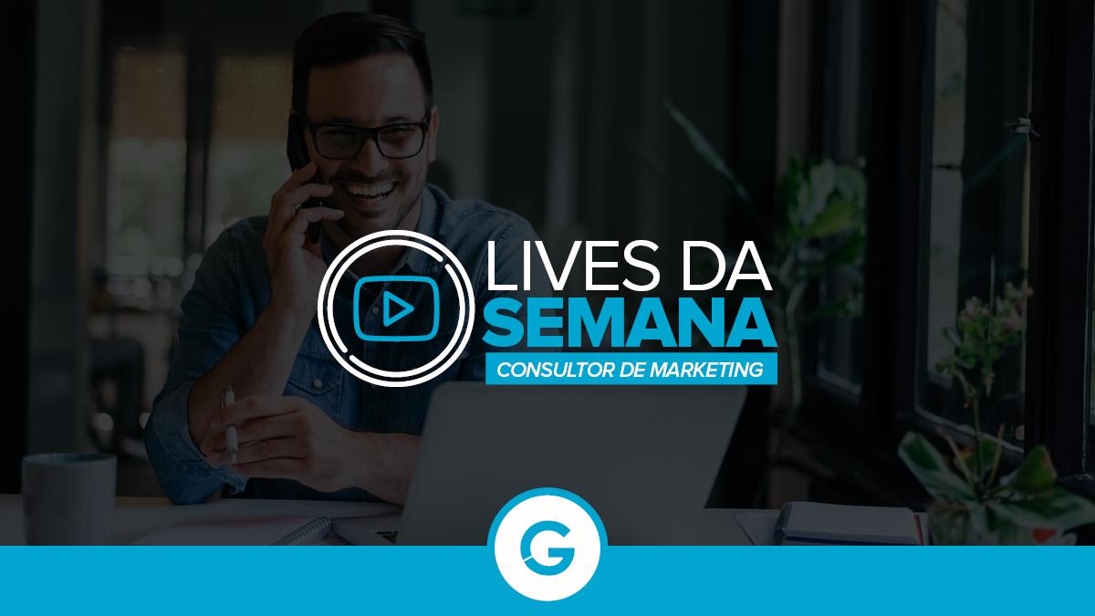 Lives da Semana: Como Criar Automação de Marketing na G Digital e Realizar Anúncios no Facebook