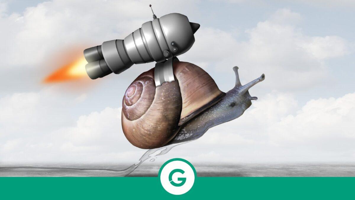 Pare de aceitar um site lento! Veja como a G Digital Vai aumentar a velocidade das suas páginas e Elevar suas conversões!