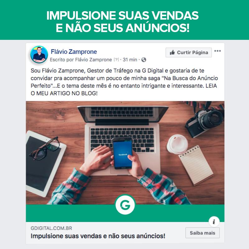 Como impulsionar anúncios no Facebook
