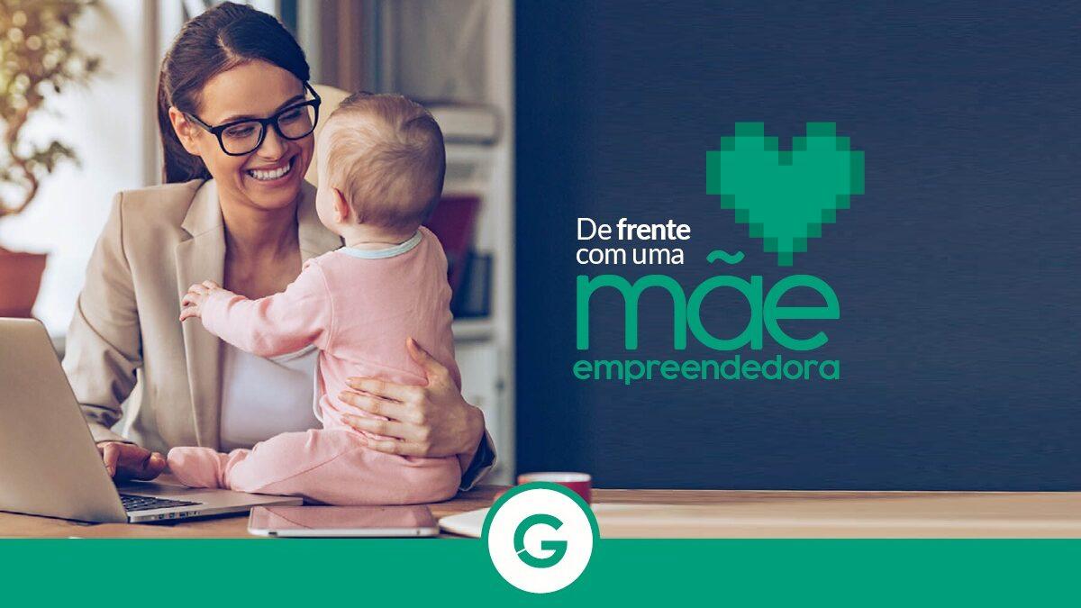 De frente com uma mãe empreendedora: Entrevista sobre os Desafios da Maternidade e o Empreendedorismo