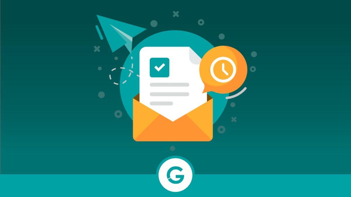 [Novidade G] O E-mail Certo, no Momento Certo.