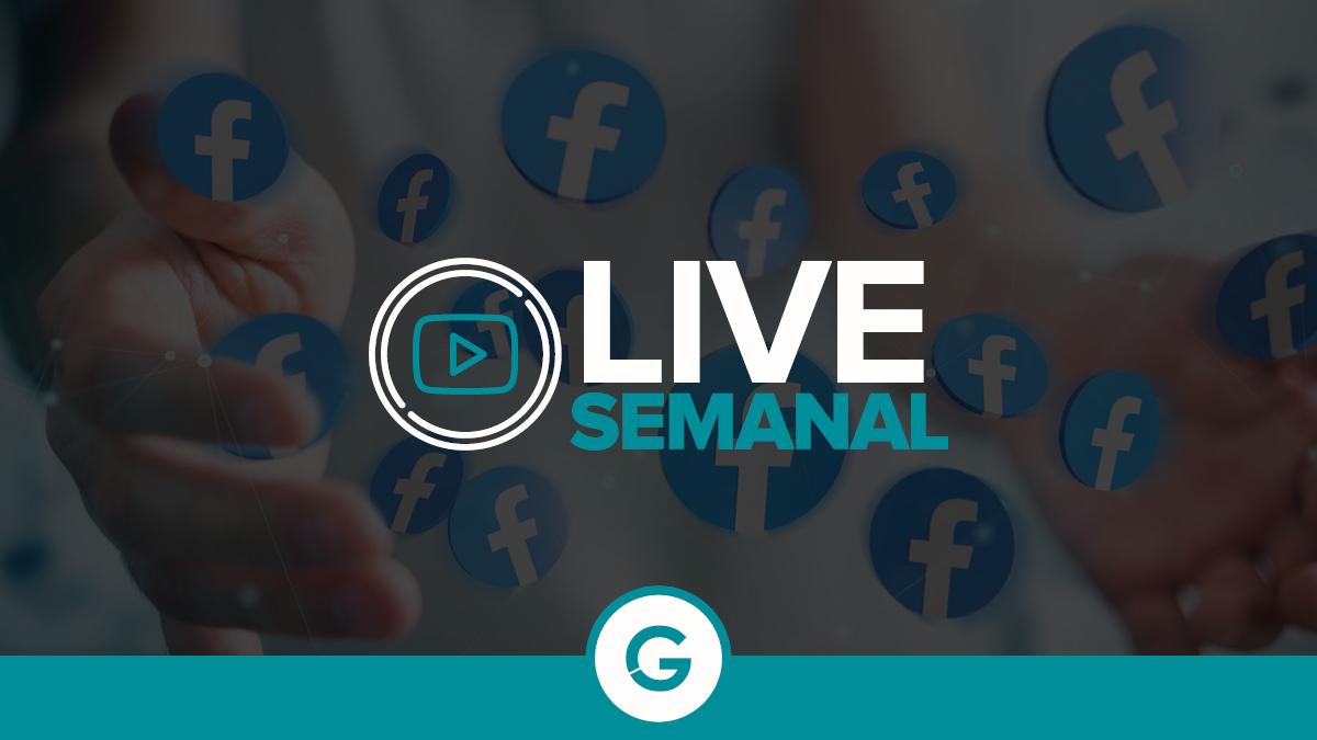 Live Semanal: Como utilizar os Objetivos de Campanha do Facebook de Maneira Correta
