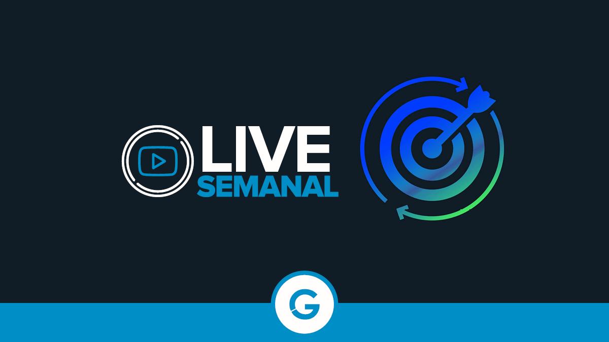 Live Semanal: Aprenda o que é Remarketing, Como Fazer, e os Segredos por Trás Dessa Estratégia!
