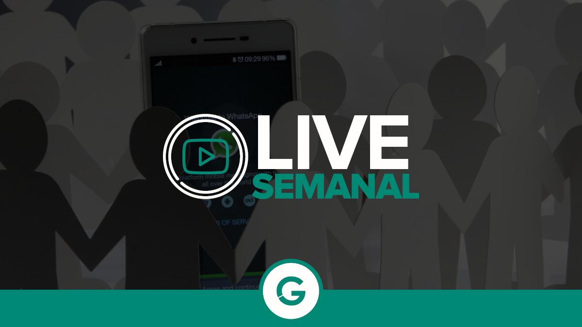 Live Semanal: Como Captar Leads no Facebook e Encher Grupos Para Lançamento Meteórico!