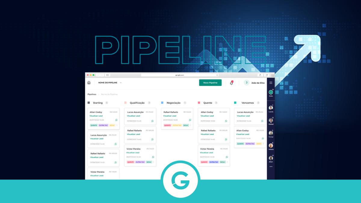Novo Pipeline G Digital: Descomplique os Processos de Vendas e Feche Mais Negócios!